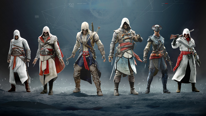 Assassin's Creed Initiates